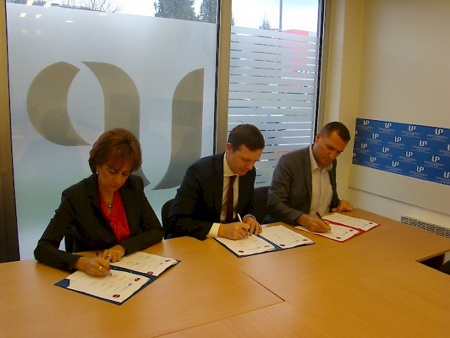 Business cooperation agreement signed between MEF, Chamber of Valuers of Montenegro and International Valuation Standards Council