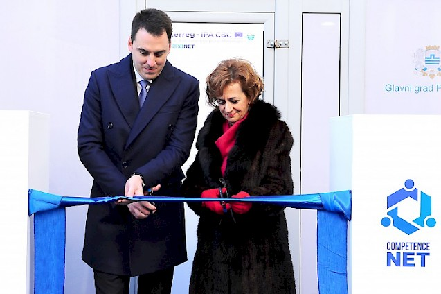 Competence Center Podgorica opened today